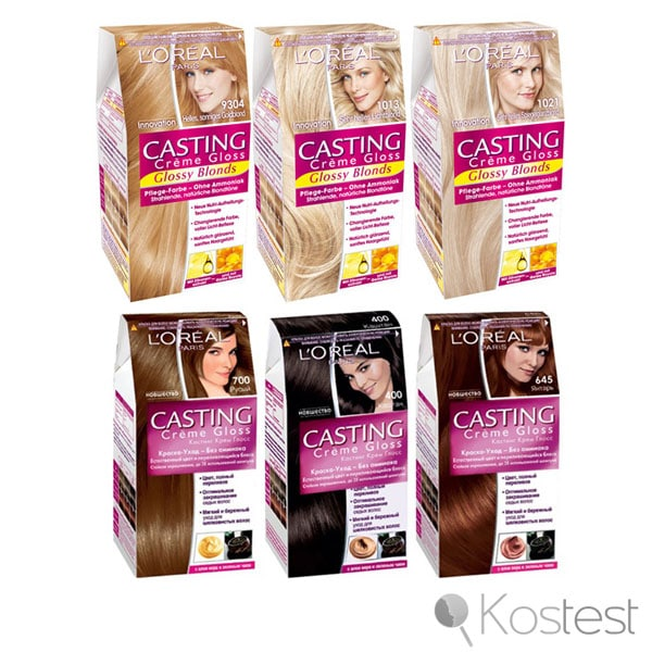 Colorations Casting Crème Gloss