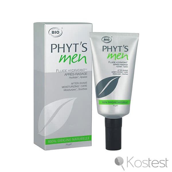Fluide hydratant après-rasage Phyt's men