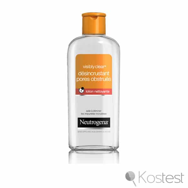 Lotion nettoyante Visibly Clear Neutrogena