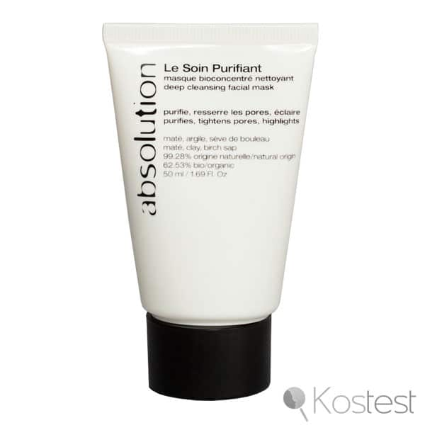 Masque purifiant Absolution