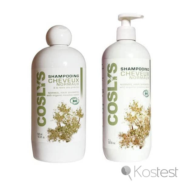 Shampooing cheveux normaux Coslys