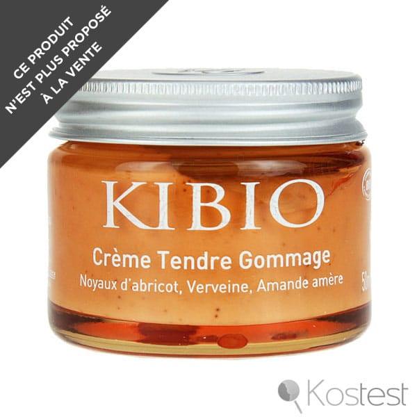 Crème tendre gommage Kibio