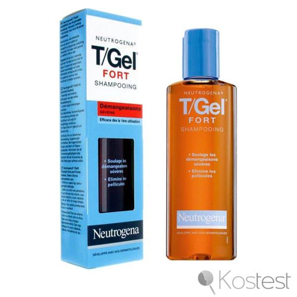 Shampooing Tgel Fort Neutrogena