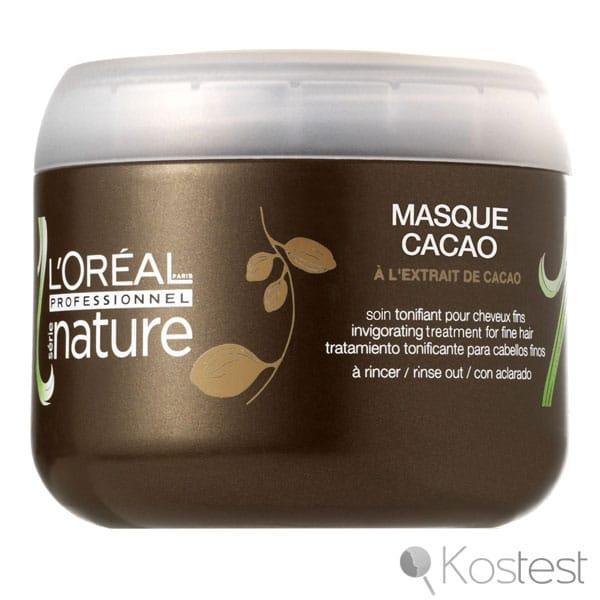 Masque à l'extrait de cacao L'Oréal Professionnel
