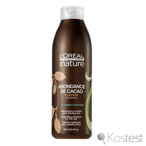 Shampooing à l'extrait de cacao L'Oréal Professionnel