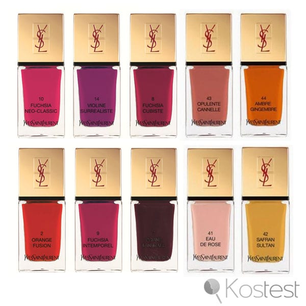Vernis à ongles Laque Couture Yves Saint Laurent