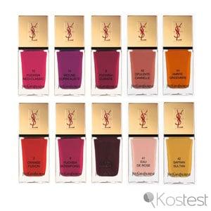 Vernis à ongles Laque Couture Yves Saint Laurent