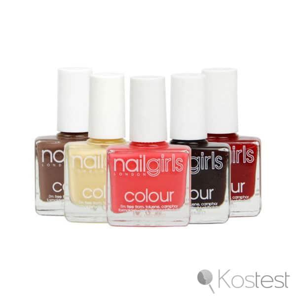 Vernis à ongles Colour Nailgirls