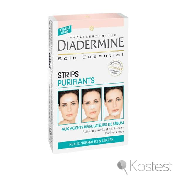 Strips Purifiant Diadermine
