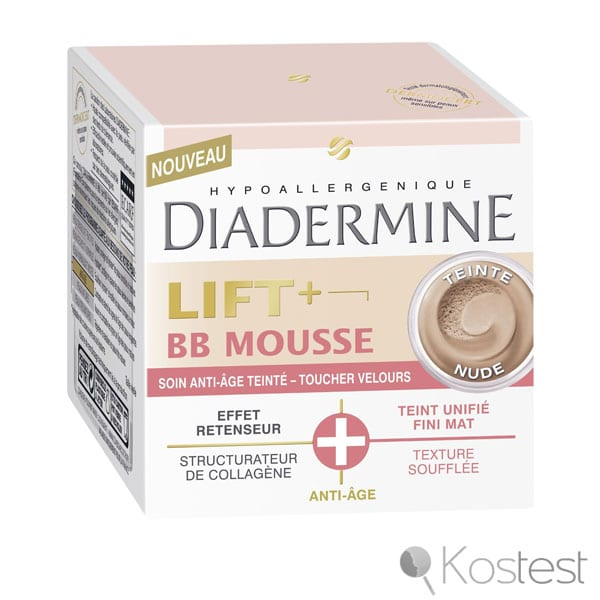 BB mousse Diadermine