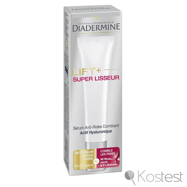 Serum super lisseur Diadermine
