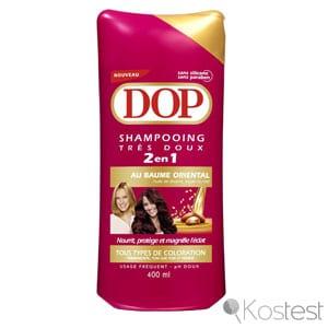 Shampooing 2 en 1 au baume oriental