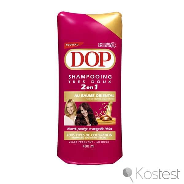Shampooing très doux 2 en 1 DOP