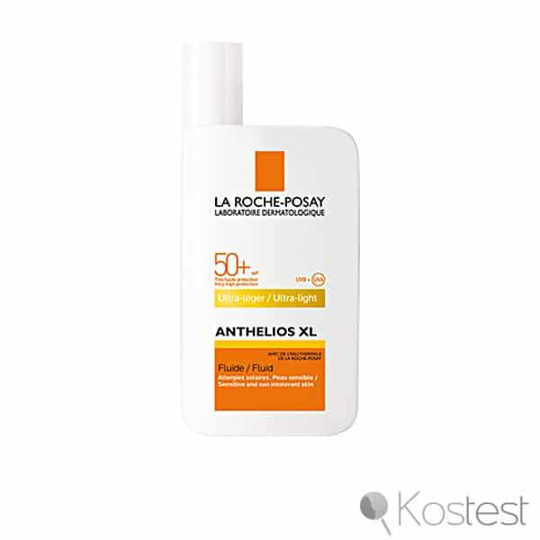 Fluide ultra léger SPF50 Anthelios XL La Roche Posay
