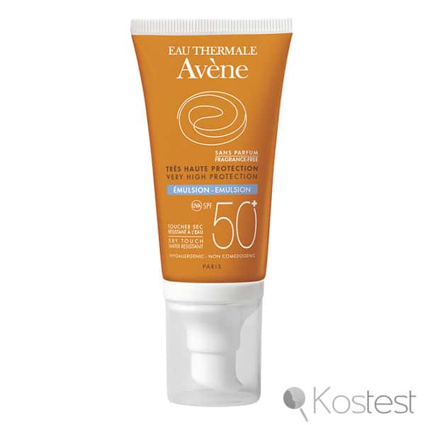Emulsion haute protection Avène