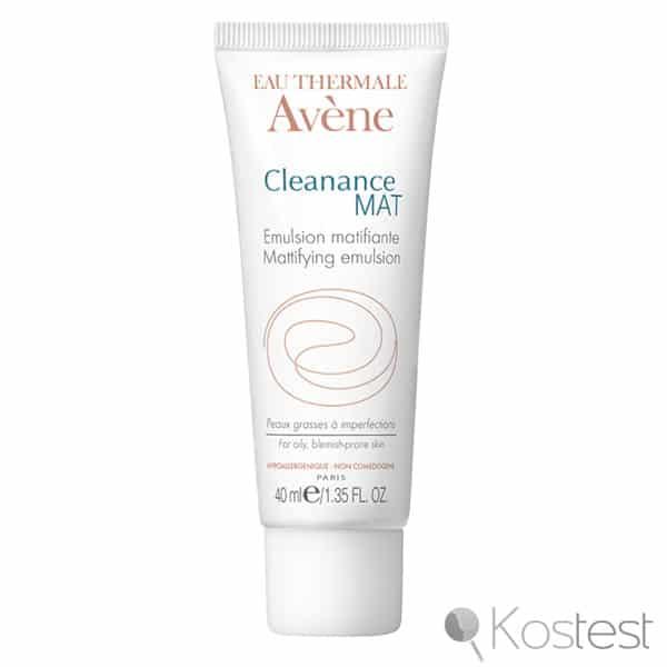 Emulsion matifiante Cleanance Mat Avène