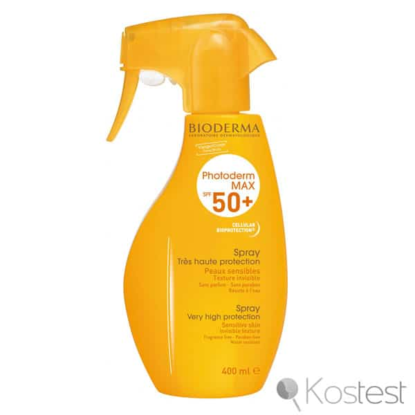 Spray haute protection Photoderm Max SPF50 Bioderma