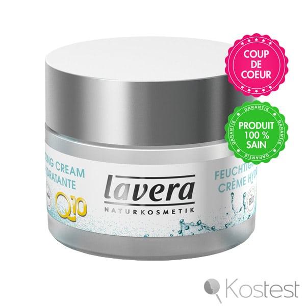 Crème hydratante Q10 Lavera