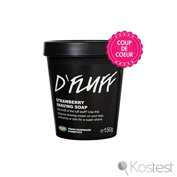Savon de rasage D-Fluff Lush
