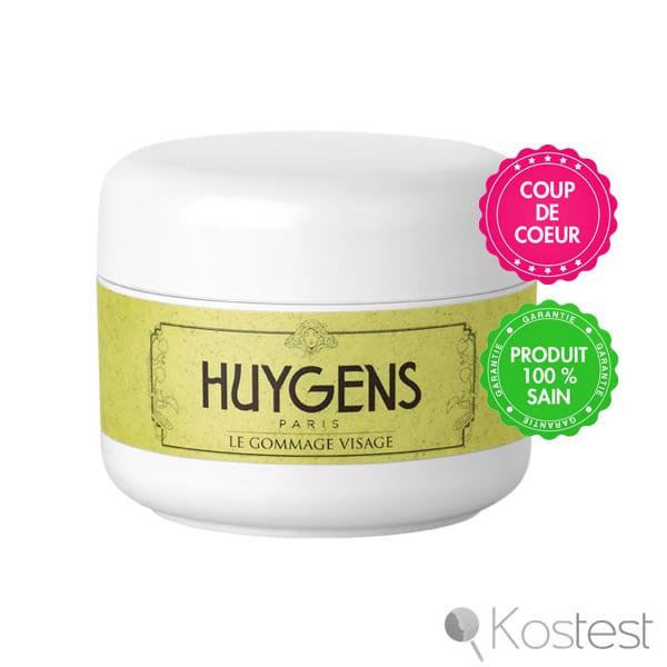 Le gommage visage Huygens