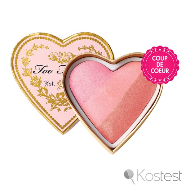 Blush sweethearts Too Faced