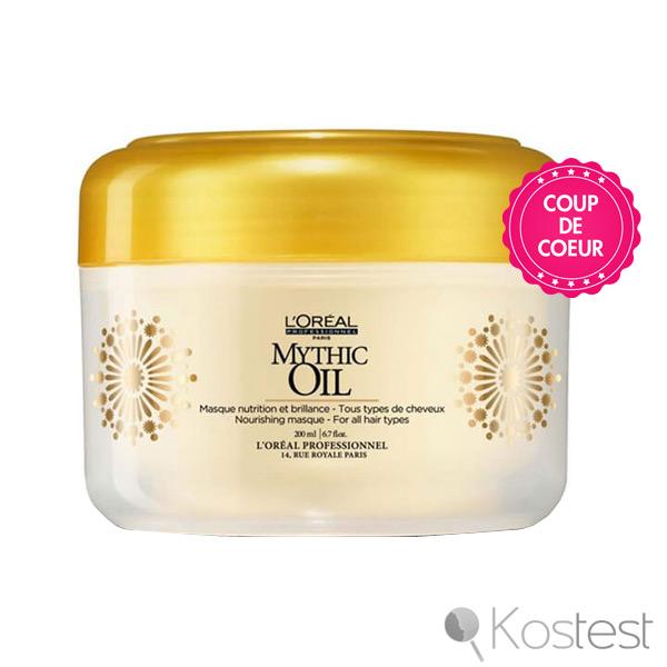 Masque Mythic Oil L'Oréal Pro