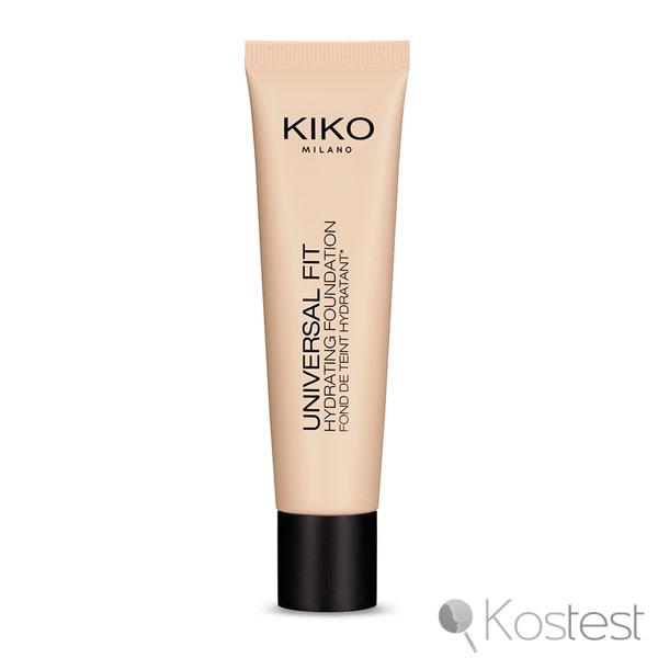 Fond de teint hydratant Universal Fit Kiko