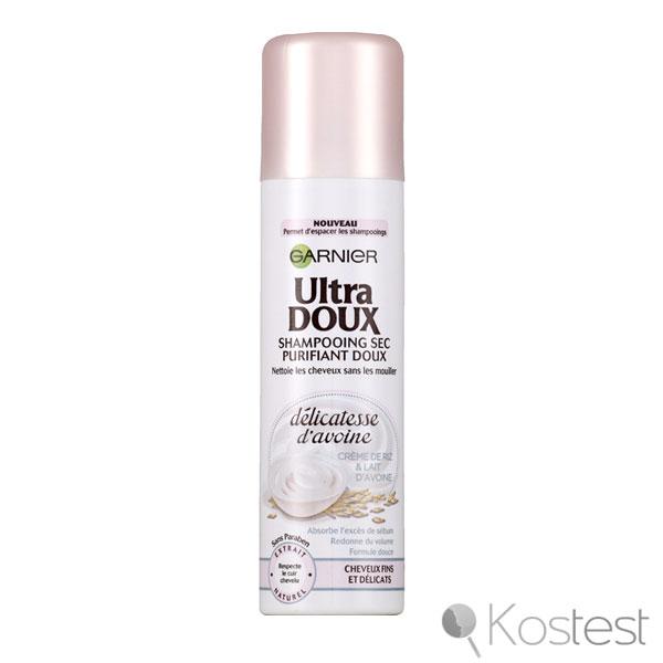 Shampooing sec Délicatesse d'avoine Garnier