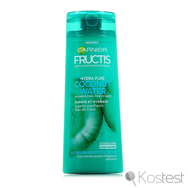 Shampooing hydra pure coconut water Fructis