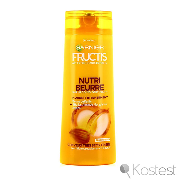 Shampooing nutri beurre Fructis Garnier