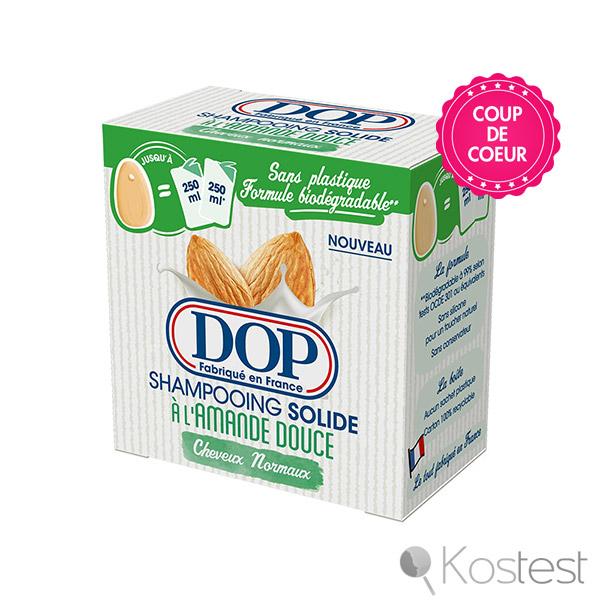 Shampooing solide à l'amande douce DOP