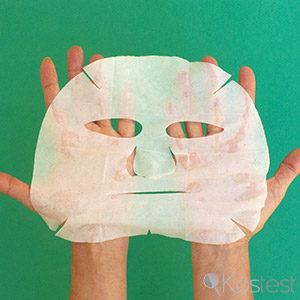 Texture masque détox Les Poulettes
