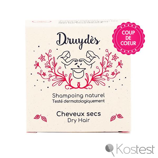 Shampooing solide cheveux secs Druydès