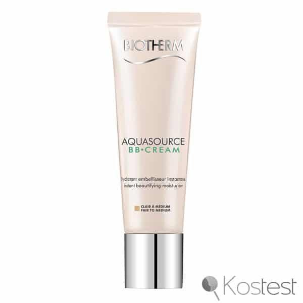 Aquasource BB crème Biotherm