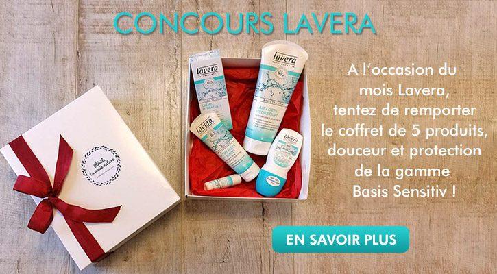 Concours Lavera