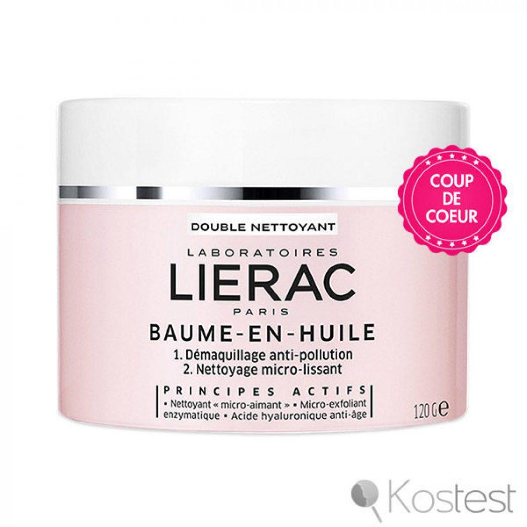 BAUME-EN-HUILE Double Nettoyant Lierac