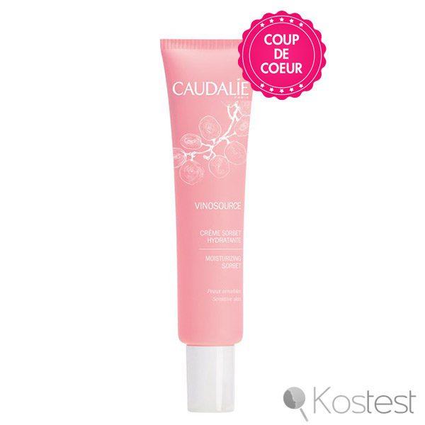 Crème sorbet hydratante Vinosource Caudalie
