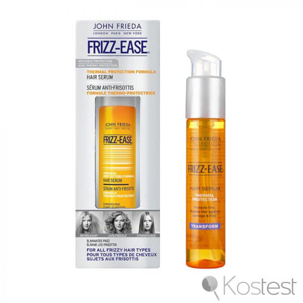 Frizz ease thermo protecteur John Frieda