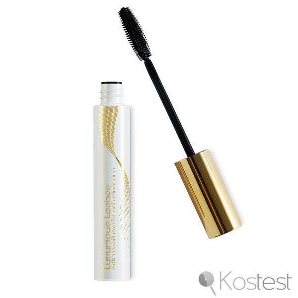 Mascara Luxurious Lashes Extra Volume Brush Kiko