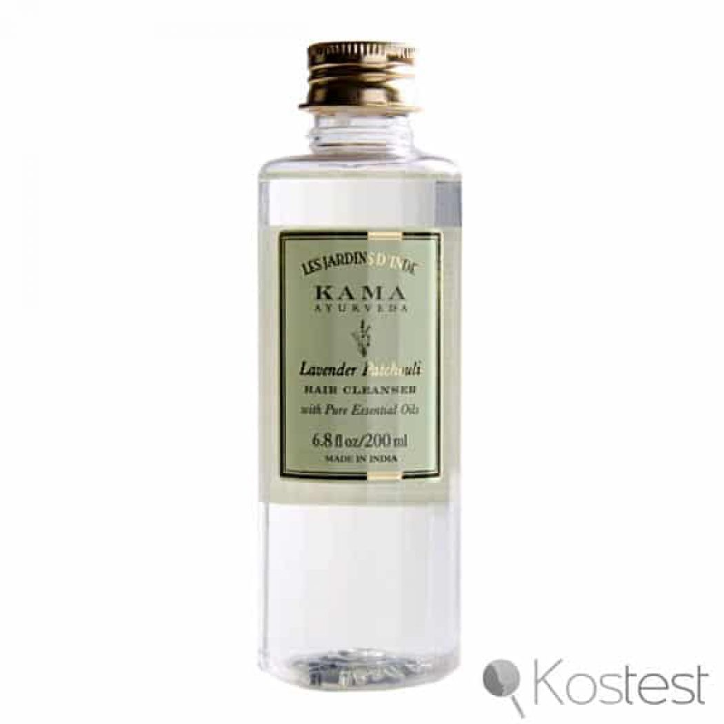 Shampooing Cypress Orange Kama Ayurveda